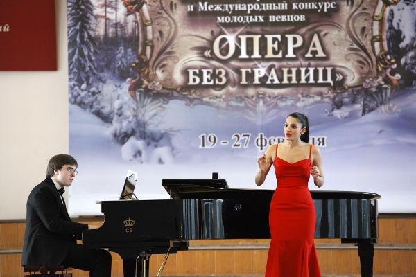 Конкурс певцов опера без грани