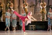 """Балет """"Баядерка"""", Театр балета Юрия Григоровича, Краснодар"""