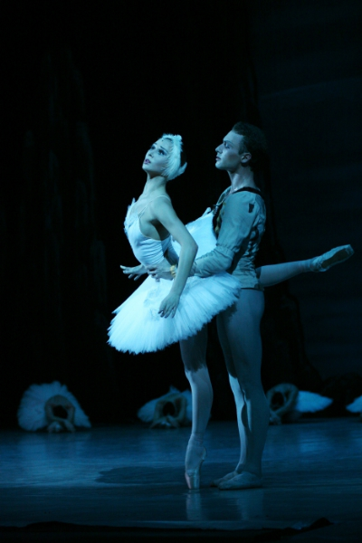 Лебединое озеро Театр балета Юрия Григоровича Краснодар