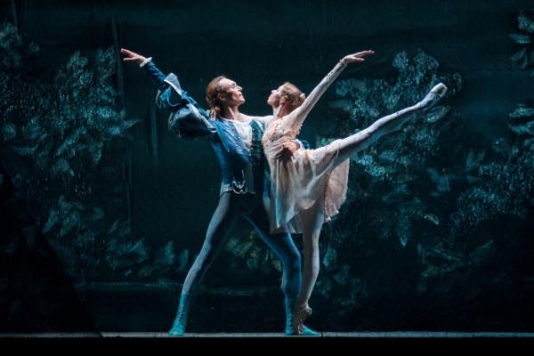 """""""Ромео и Джульетта"""", Театр балета Юрия Григоровича, Краснодар. Фото Татьяны Зубковой"""