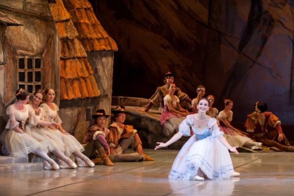 """Балет """"Жизель"""", Театр балета Юрия Григоровича, Краснодар"""