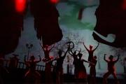 """Балет """"Мастер и Маргарита"""", Музыкальный театр, Краснодар. Постановка - Александр Мацко, художник – Максим Обрезков"""